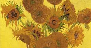 L'immagine raffigura i Girasoli di Van Gogh
