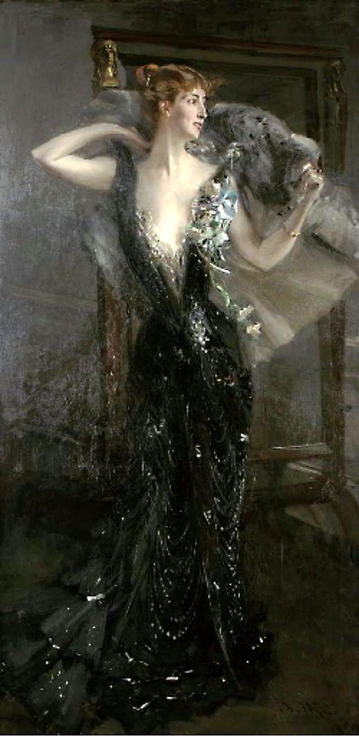 Boldini ritratto della Contessa Speranza