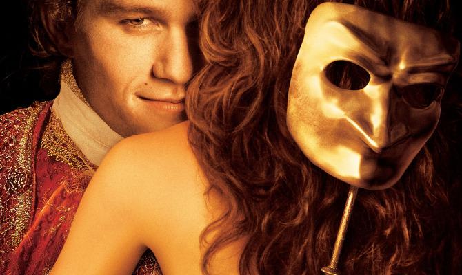 L'iimagine rappresenta la locandina del film Casanoca del 2005