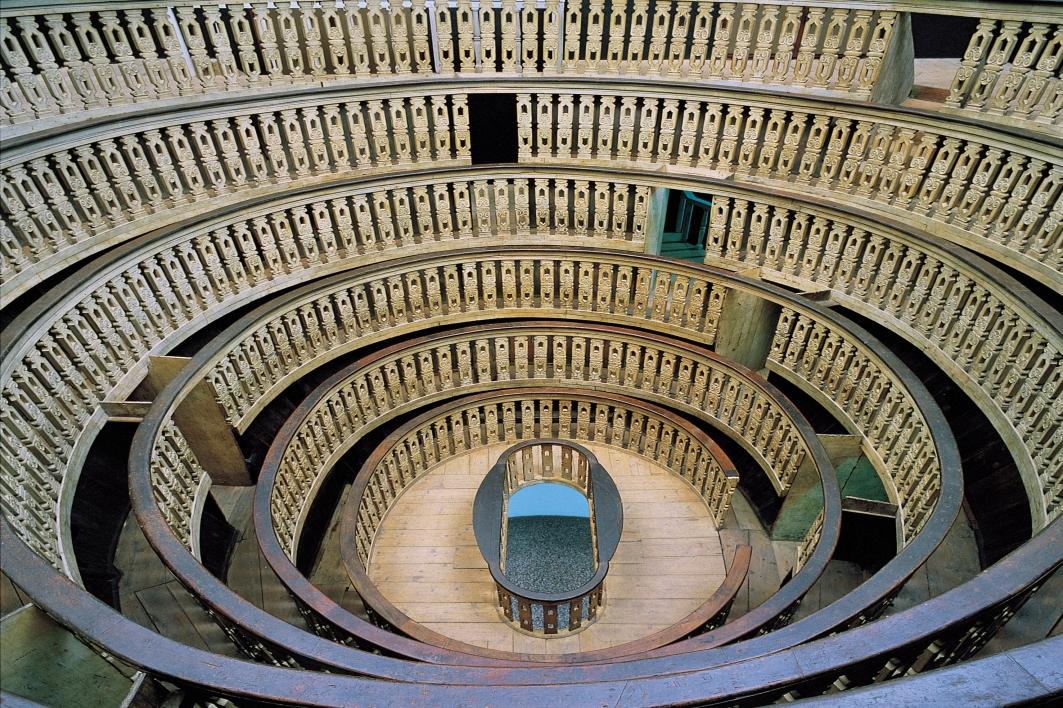 Teatro Anatomico, Palazzo del Bo, Università degli Studi di Padova
